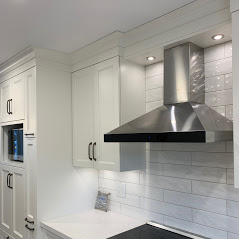 Contemprary Cream Colored Modern Kitchen